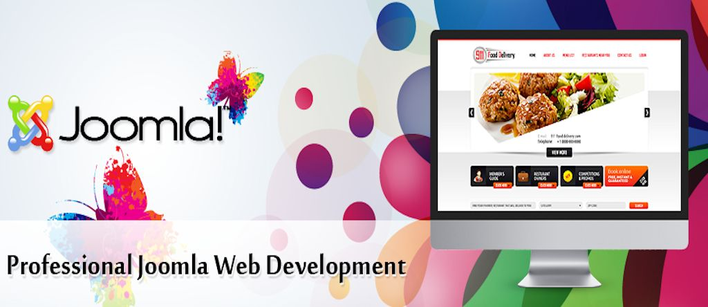 We are Joomla Specialists
